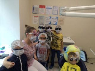 """Мастер-класс для детей """"Я Стоматолог"""""""